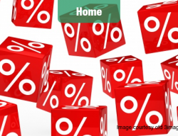 Mortgage Rates Down as Inflation Fears Cool