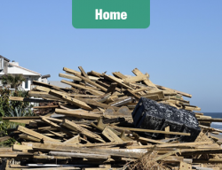 How to Lessen Home Damage from Hurricanes and High Winds