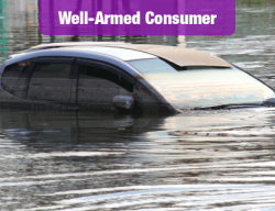 Buyer Beware: Flooded Vehicles Expected to Resurface in The Wake of Hurricane Dorian