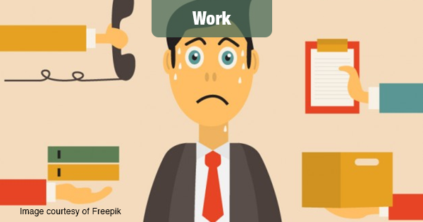 how to leave work stress at work